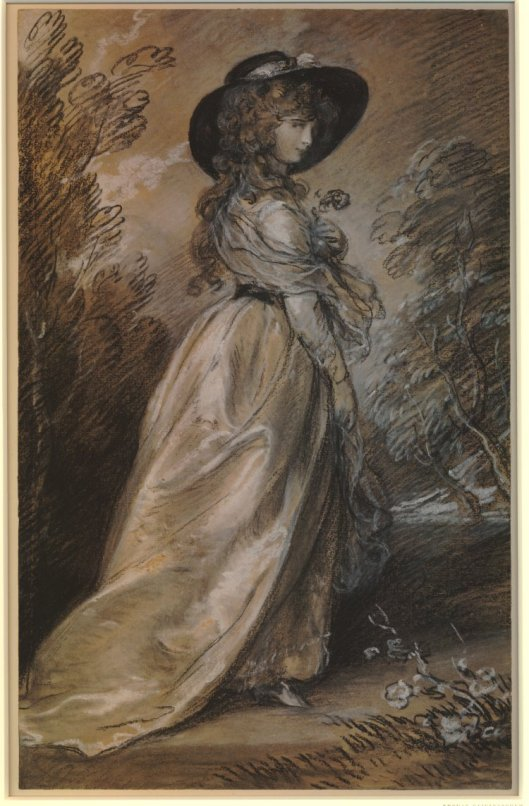 Study_of_a_Lady_for_the_painting_The_Richmond_Water_walk_