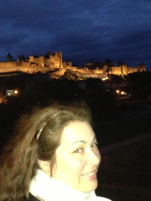 Lynn Marie In Carcassonne