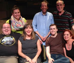 One Minute Play Festival 2015 Cast 2